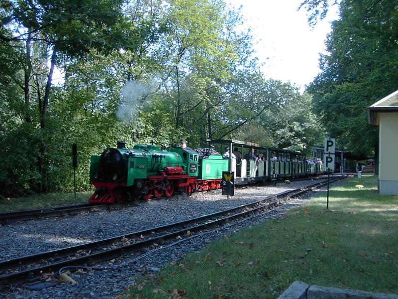parkeisenbahn dresden rundfahrt ab zoo