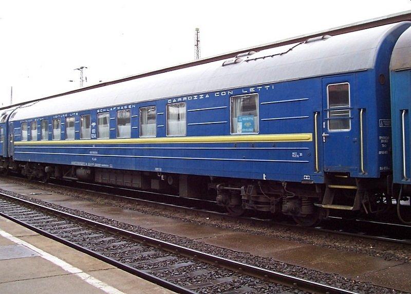 Berlin Kiew Zug