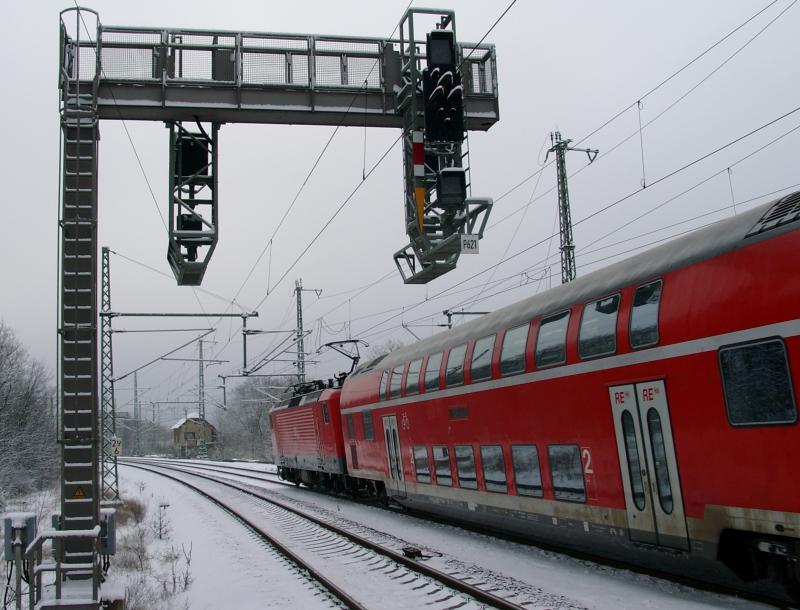 Potsdam Nach Berlin
