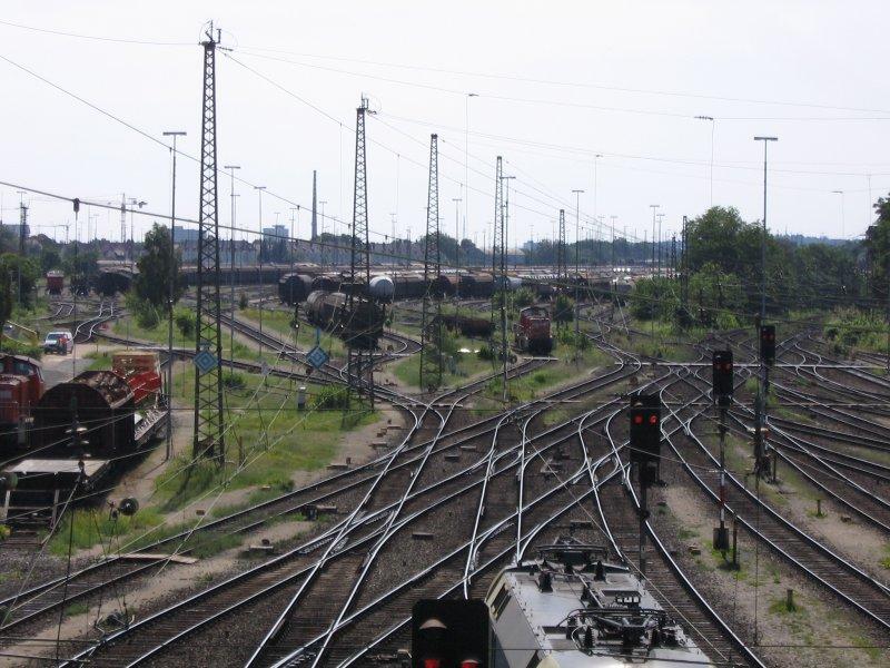 Rangierbahnhof Nürnberg