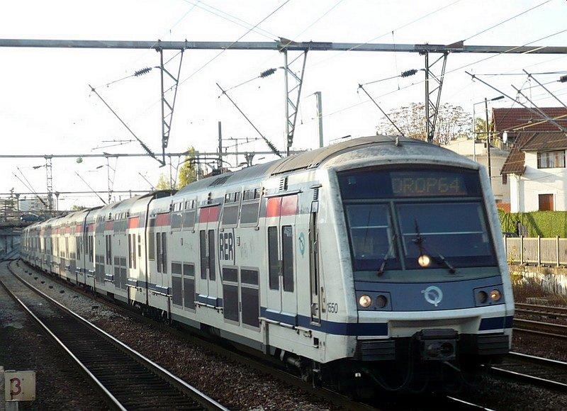 1500 RATP (MI 2N Altéo) Fotos - Bahnbilder.de