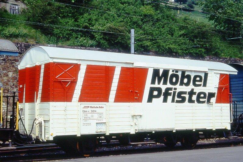 Reto Pfister Fotos  Bahnbilderde