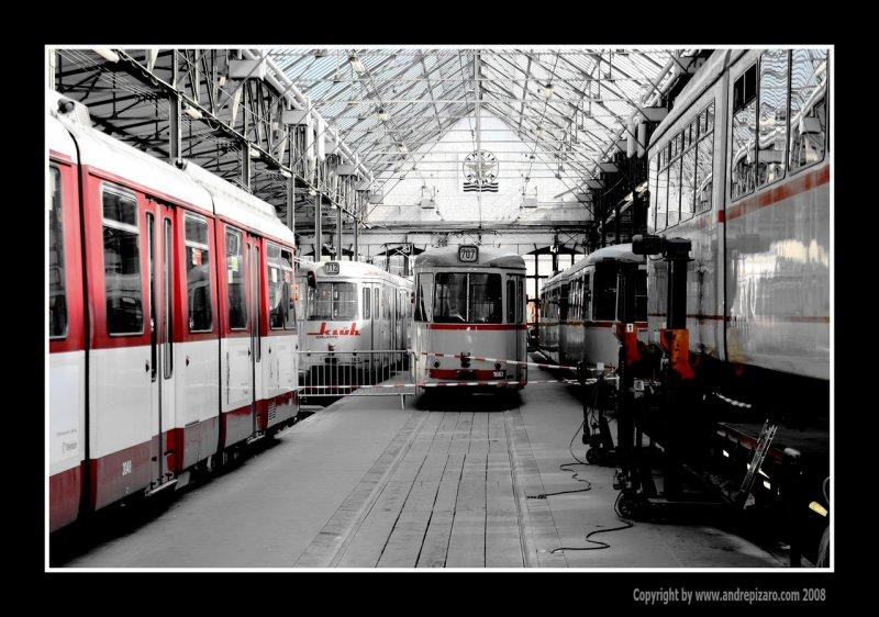 Rheinbahn D Sseldorf 100 Jahre Depot Am Steinberg 14