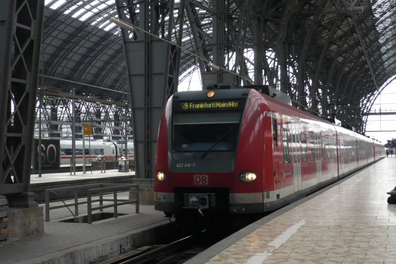 Sbahn Rhein Main