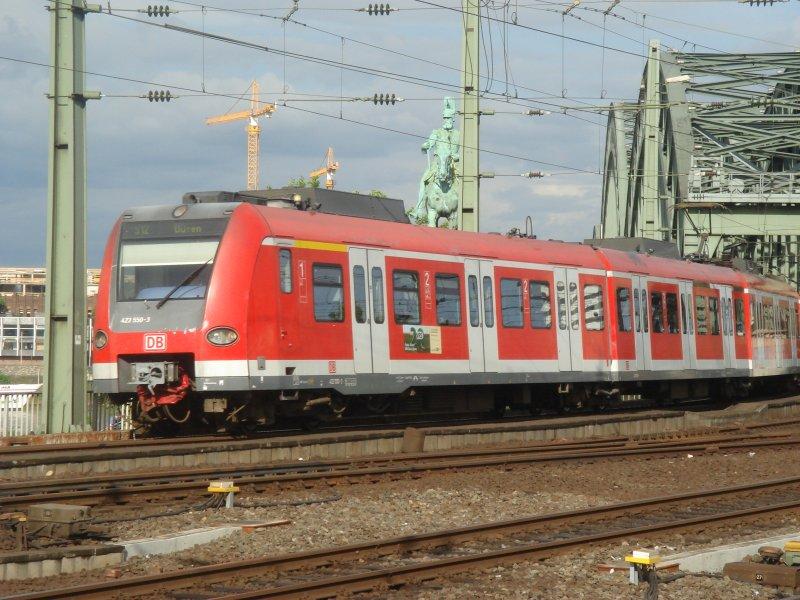 S12 Nach Köln