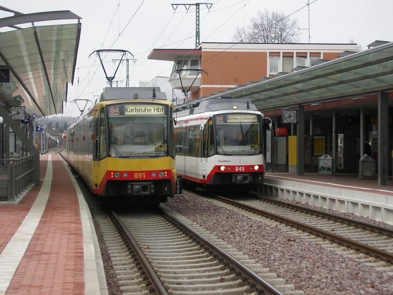 Karlsruhe S4
