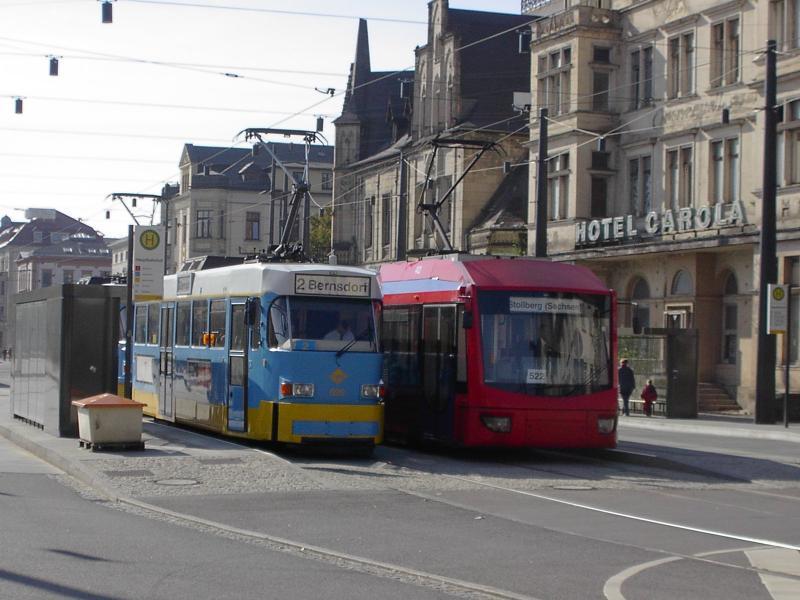 City Bahn Chemnitz Gmbh Fotos Bahnbilderde