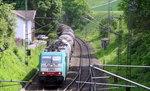 Die Cobra 2840  kommt die Gemmenicher-Rampe hochgefahren aus Aachen-West mit einem Kurzen Ölleerzug aus Basel-SBB(CH) nach Antwerpen-Petrol(B)  und fährt gleich in den Gemmenicher-Tunnel hinein und fährt in Richtung Montzen/Vise(B).   ...