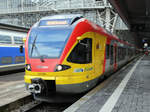 HLB Stadler Flirt 429 050 am 14.01.17 in Frankfurt am Main Hbf als RE98