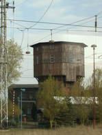 Wasserturm Pasewalk.