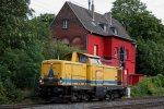 212 306 am 17.7.11 als Lz in Ratingen-Lintorf.