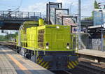 LOCON mit der Apha Trains 1130 (275 109-7) am 09.05.18 Bf.