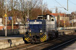 RBH 804 (275 804-9)in Recklinghausen am 21.12.2019.