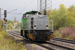 Duisportrail 275 021-4 in Gelsenkirchen-Bismarck 26.4.2016