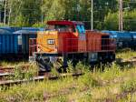 RBH 827 02.07.2014 Gladbeck-West