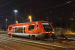 641 039 DB Regio in Lichtenfels am 17.03.2017.