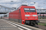 DB 101 073-5 @ Darmstadt am 30.07.16