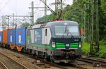 ELL/WLB 6193 251-4 in Hamburg-Harburg. 02.07.2016