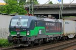 ELL/TXL 6193 252-4(REV/MMAL/24.02.16) im Portrait. Hamburg-Harburg 02.07.2016
