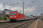 DB 101 031-3 @ Gross Gerau am 01.10.2016