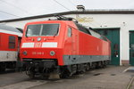 BR 120 in Basel Bad am 05.05.2011