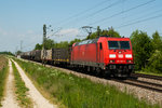 185 384-5 am 18.05.2016 in Langenisarhofen