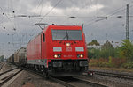 DB 185 257-3 @ Gross Gerau am 01.10.2016