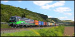 193 265 ELL/TXL  WE LOVE TO CONNECT  mit Containerzug am 05.05.2016 bei Karlstadt