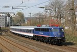 110 469-4 National Express in Wuppertal, am 10.04.2016.
