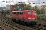 115 278-4 in Wuppertal, am 17.04.2016.