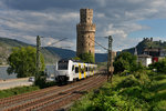 460 006 am 10.09.2015 bei Oberwesel.