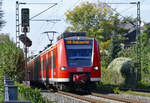 425 106-2 RE8 nach Koblenz Hbf durch Bonn-Beuel - 14.10.2019