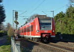 425 095 RE8 nach Koblenz durch Bonn-Beuel - 29.11.2016