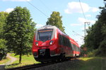 442 273 DB Regio in Schney am 19.07.2016