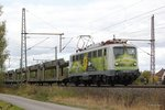 140 002-7 Sunrail in Dedensen Gümmer, am 05.10.2016.