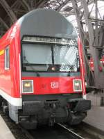 Dosto Steuerwagen in Leipzig am 31.07.08