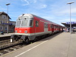 IRE nach Lindau Hbf am 01.08.16 in FN
