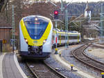 ET 1440 854 als S-Bahn nach Seebrugg in Titisee, 05.01.2020.