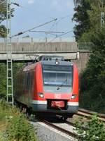 S1 unterwegs nach Solingen Hbf (Bochum, September 2016)
