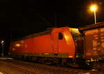185 179-9 DB Cargo am 28.12.2016 in Pressig - Rothenkirchen.