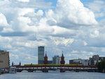 Oberbaumbrücke Berlin - ein Symbol für das Zusammenwachsen der einst geteilten Stadt.