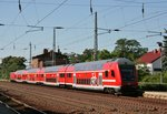 RE 4364 (Elsterwerda–Rostock Hbf) am 23.06.2016 in Luckau-Uckro