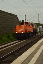 Northrail Gravita mit Schwertransport in Allerheiligen.22.4.2016