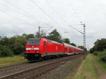 DB Regio Franken 146 244-9 am 20.09.16 bei Hanau West