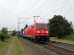 DB Cargo 185 230-0 am 20.09.16 bei Hanau West
