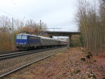 1142.635-0 Northrail in Michelau/ Oberfranken am 05.01.2013.