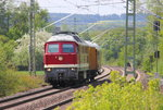 232 550-4 DGT bei Bad Staffelstein am 03.05.2012.