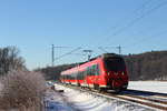 442 773 DB Regio in Oberlangenstadt am 06.01.2017.