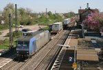 145-CL 202 mit DGS 41591 (Crossrail, Antwerpen–Gallarate) am 19.04.2015 in Orschweier