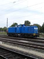 204 031 stand am 06.07.2009 in Stendal